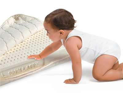 Παιδικό Στρώμα Nova Latex Bebe 15 εκ.