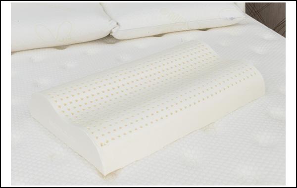 Αυχενικό μαξιλάρι 100% Latex 50*70*11-13cm